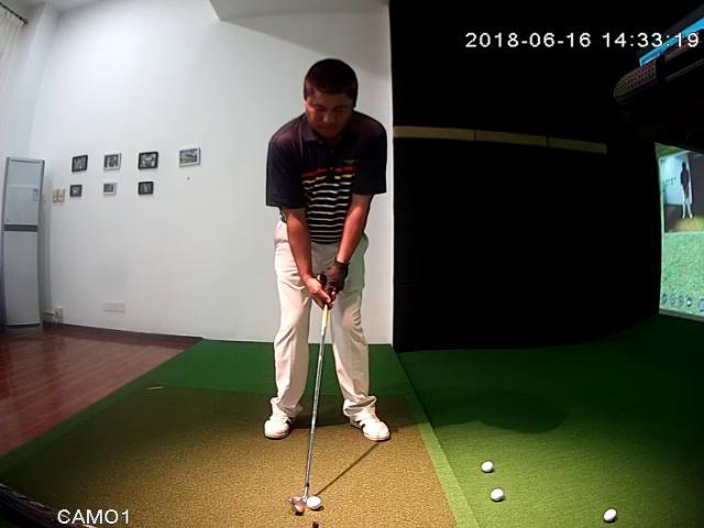 董亮的挥杆视频_模拟高尔夫_高尔夫模拟器-深圳市科技